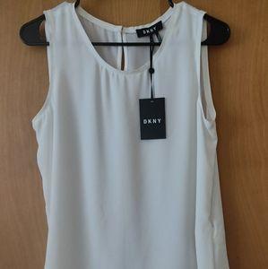 DKNY White Shell